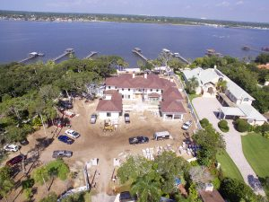 Progress Photos: Intracoastal Daytona Beach