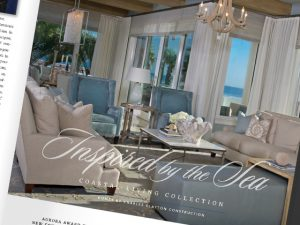 Coastal Living Collection Featured in Orange Appeal